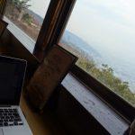 摩耶山上で弥生会計。標高702mのワークスペース『monte702』